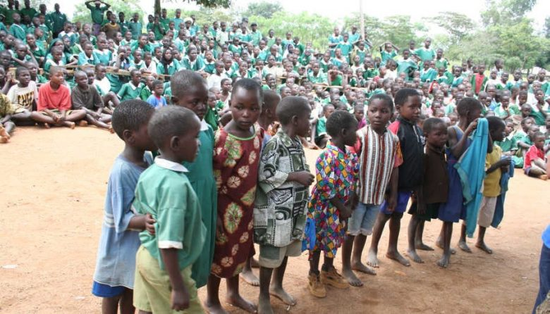 AIDS Orphans in 2012. Source: Operation Communication